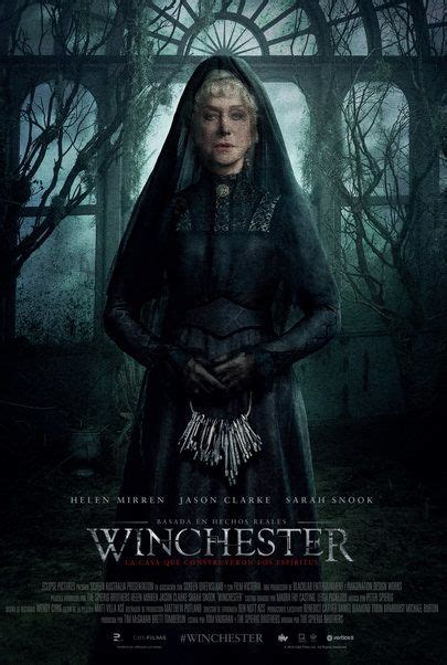 EclairPlay - Spain - Movie: WINCHESTER: THE HOUSE THAT