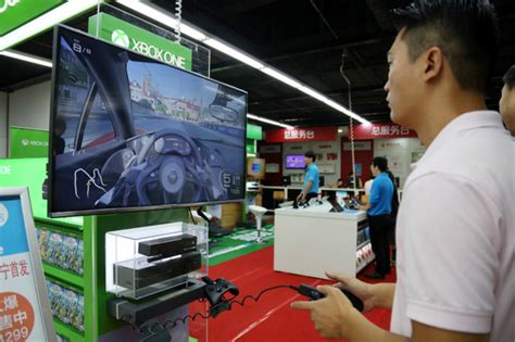 Xbox, PlayStation Play Slow Game of Catch-Up in China