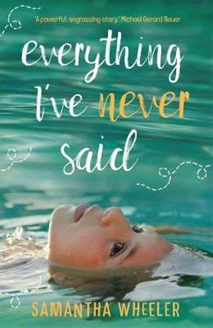 Everything I've Never Said - Reading Time