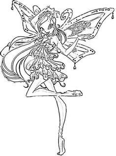 winx club coloring online wallpapers kids   Free Coloring