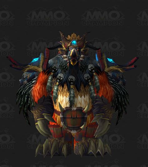 Armored Druid Forms, Scarlet Halls Video, MoP Quest