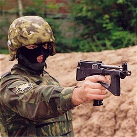 Russian Police moving away from AK carbines and Makarov