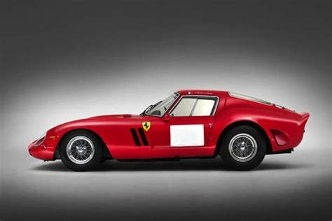1962 Ferrari 250 GTO sells for record US$38 million