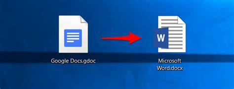 How to Convert a Google Docs Document to Microsoft Office