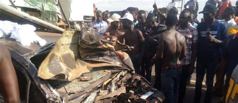Accident: Seven died in Kpong-Tema road   Ghana Live TV