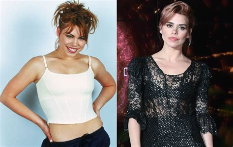 Billie Piper says she was 'oversexualised' in the