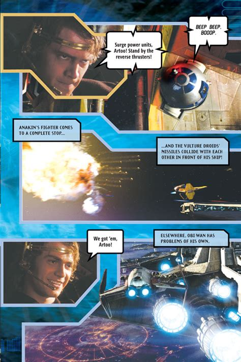 Star Wars: Episode III--Revenge of the Sith Photo Comic