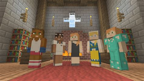 Minecraft Update and The Simpsons DLC Coming to PS4, PS3