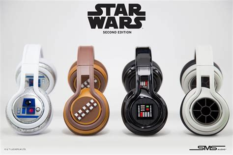STAR WARS Themed Headphones from SMS Audio (With images