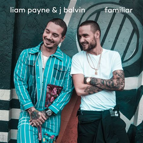 "Liam Payne & J Balvin's ""Familiar"" Ranks As Pop Radio's"