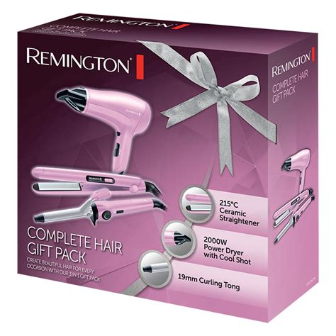 Complete Hair Gift Pack | Remington