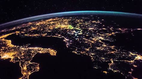 ISS Timelapse - Italy and the Balkans [2 cameras] (21