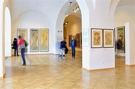 About Us - Mucha Museum E-shop