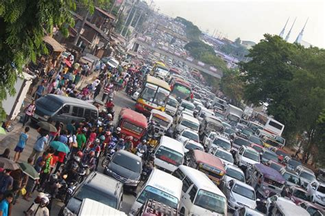 Manila is 2nd in most traffic-congested city: report | ABS