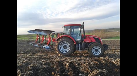 Nowy Nabytek Zetor Proxima 110 Power Orka 2014 - YouTube