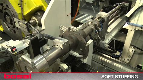 How the newest Bosal Catalytic Converters are made - YouTube