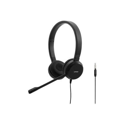 Lenovo Pro Wired Stereo VOIP Headset - headset   Grand & Toy