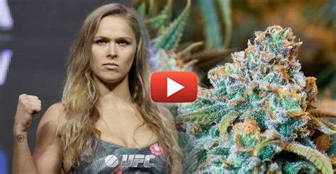 Ronda Rousey Gets It! She Just Took Over a Press