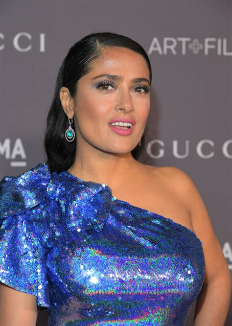 Salma Hayek Sexy – The Fappening Leaked Photos 2015-2019