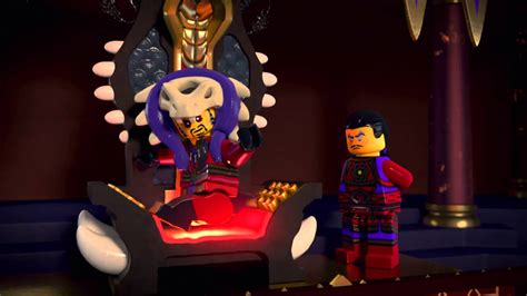 Chairful What You Wish For - LEGO Ninjago - (filler) - YouTube
