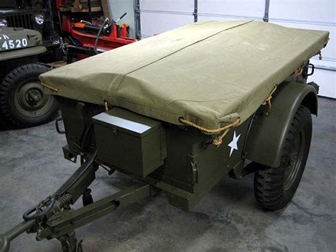 M100 Canvas Support Frame | Classic Military Vehicles