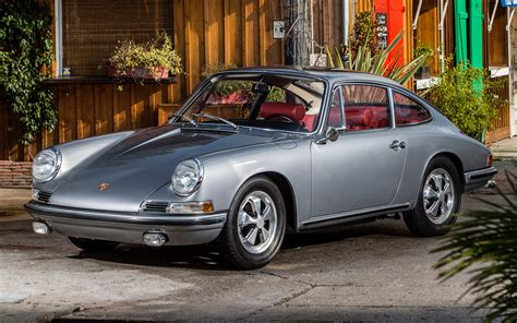1966 Porsche 911 S - Wallpapers and HD Images | Car Pixel