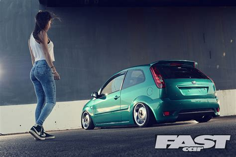 Modified Ford Fiesta Mk6 | Fast Car