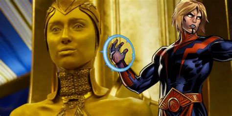 Ayesha Might Be Related To Adam Warlock In Guardians Of