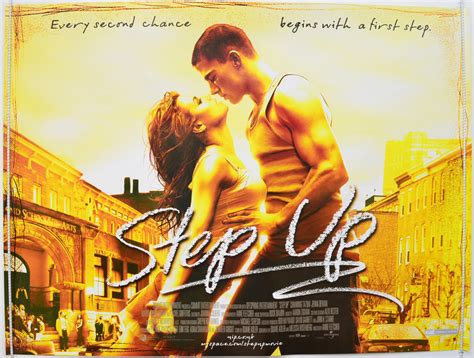 Step Up - Original Cinema Movie Poster From pastposters