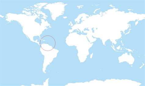 Where is Grenada located on the World map?