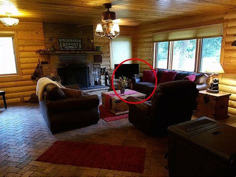 Can You Find The Sly Dog Hiding In These Cabin Photos?