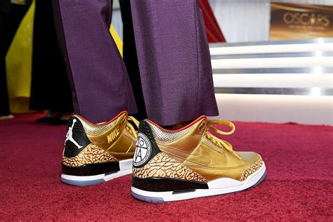 Spike Lee Wore An Air Jordan 3 To The 91st Academy Awards