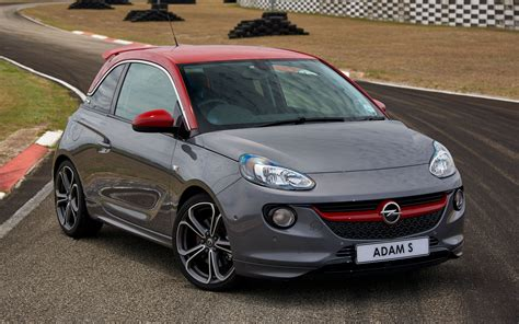 2016 Opel Adam S (ZA) - Wallpapers and HD Images | Car Pixel