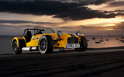 2012 Caterham Seven Supersport R - Wallpapers and HD