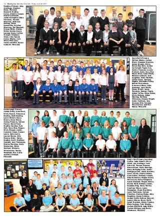 Moving Up - June 24th 2011 by Barnsley Chronicle - Issuu