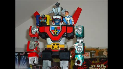 1985 Matchbox Lion Force Voltron figure (plus wristwatch