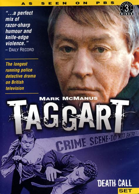 Taggart (Knife Edge) - Iain Glen - British Actor