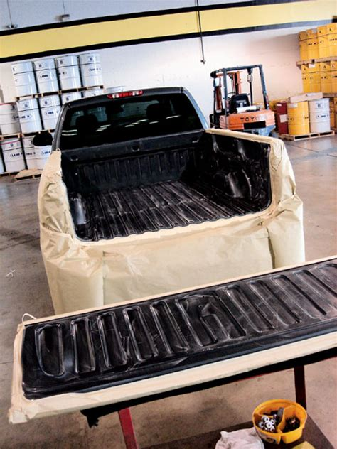 Line-X Spray-On Bedliner - Product Review - Lowrider Magazine