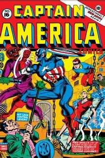 Captain America Comics (1941) #16 | Marvel