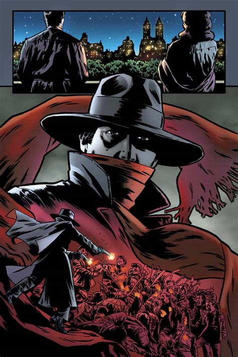 Dynamite® Garth Ennis' The Shadow #1