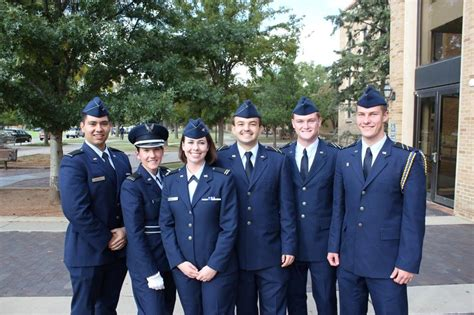 Air Force ROTC Detachment 820 | AFROTC | TTU