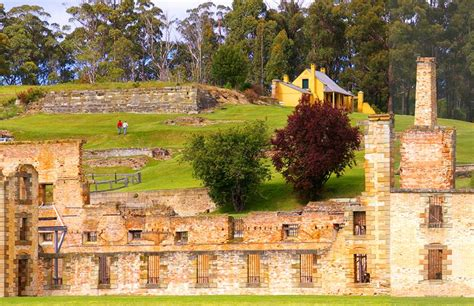 "Port Arthur ""Transportation"" Prison in Tasmania"