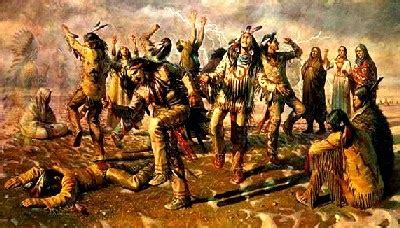 Wild West History: Wounded Knee Massacre: More on The