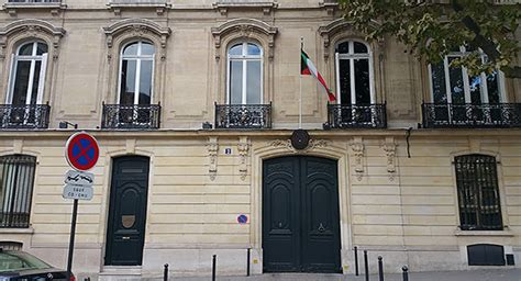 Negligent Kuwait embassy in Paris - ARAB TIMES - KUWAIT NEWS