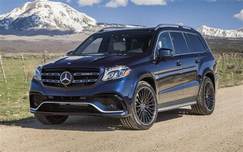 2017 Mercedes-AMG GLS 63 (US) - Wallpapers and HD Images