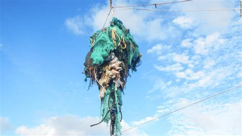 Great Pacific Garbage Patch now three times the size of